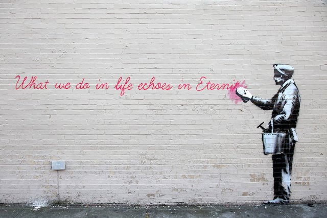 banksy-eternity