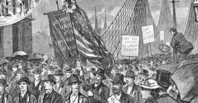 illustration-of-labor-day-parade