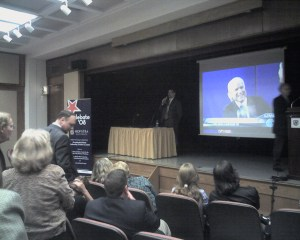 Hofstra Alumni Debate Screening
