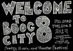 2014 Boog City Fest Logo 3