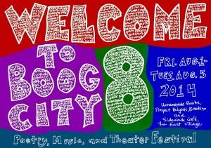 Boog City Fest 2014
