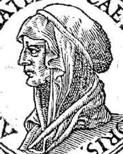 Mother of Julius Caesar Aurelia Cotta