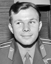 Yuri Gagarin On This Day