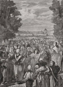 Image result for Women's March on Versailles