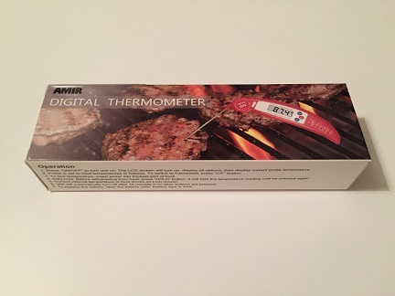 Food thermometer review