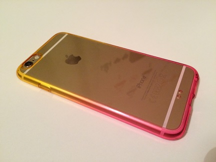 Coolden Translucent Rose and Yellow iPhone 6 Case Review