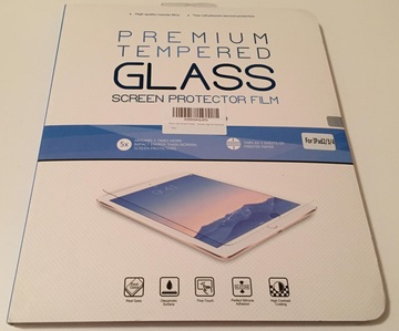 iPad 2/3/4 tempered glass screen protector review