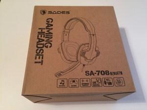 Headset Box