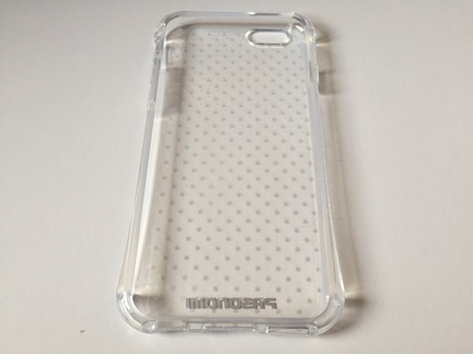 Pasonomi Crystal Clear Air Cushion iPhone 6/6S Case Review