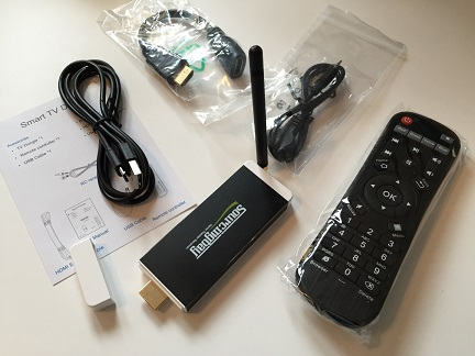 SourcingBay Android / Kodi TV Stick Review