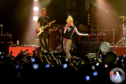 Paramore - Movistar Arena (Santiago, Chile) // James Villa Photography 2013