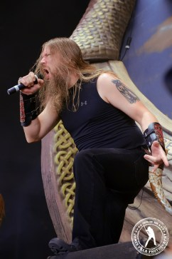Amon Amarth I ©2013 James Villa Photography, All Right Reserved