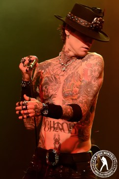 Buckcherry (Trees - Dallas, TX) 9/8/13 ©2013 James Villa Photography, All Rights Reserved