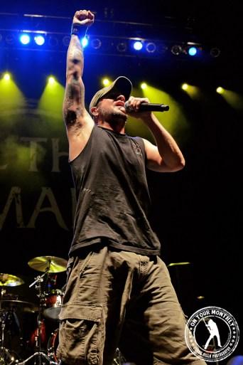 All That Remains - Rock Allegiance Tour (Verizon Theater - Grand Prairie, TX) 9/18/13 H.I.M. - Rock Allegiance Tour (Verizon Theater - Grand Prairie, TX) 9/18/13