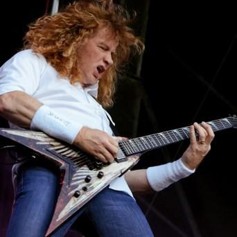 Megadeth – Aftershock Festival (Discovery Park – Sacramento, CA) 9/14/13 – 9/15/13 // James Villa Photography 2013