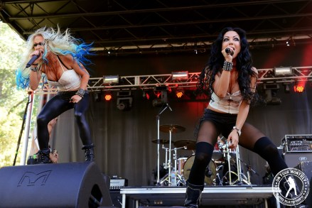 Butcher Babies (Aftershock Festival - Sacramento, CA) 2013 ©2013 James Villa Photography, All Rights Reserved