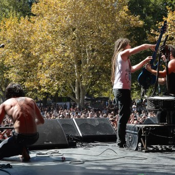 Nothing More - Aftershock Festival (Discovery Park - Sacramento, CA) 2013