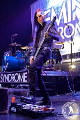 Gemini Syndrome - Freaker's Ball (Verizon Theater, Grand Prairie, TX) 10/25/13