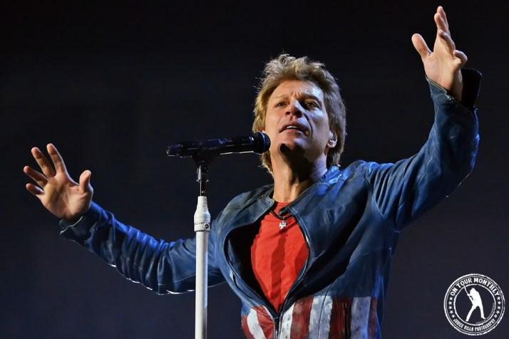 Bon Jovi (AAC -Dallas, TX) 10/16/13