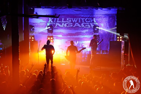 Killswitch Engage (Trees - Dallas, TX) 12/02/12