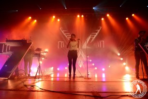 CHVRCHES (South Side Ballroom - Dallas, TX) 11/23/13
