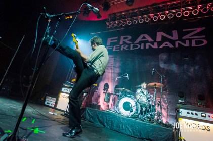 Franz Ferdinand - Skyway Theater (Minneapolis, MN) / Photos by Joe Ringus 2013