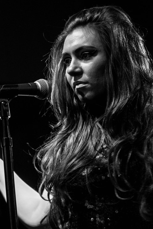 Clairy Browne & the Bangin' Rackettes at House of Blues Cambridge Room Dallas // Crystal Prather Photography