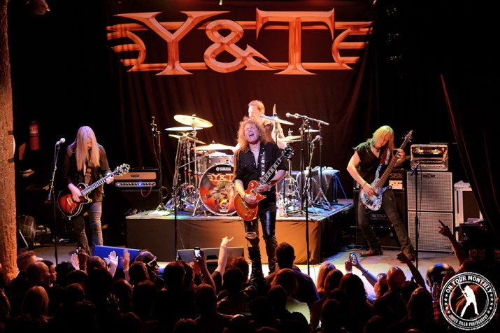 Y&T (Trees - Dallas, TX) 3/20/14©2014 James Villa, All Rights Reserved