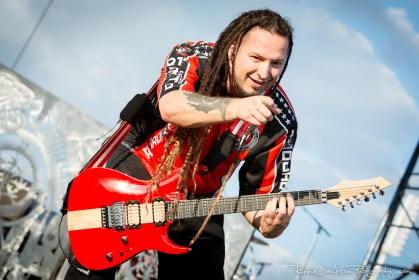 Zoltan Bathory - Five Finger Death Punch - Fort Rock 2014