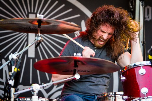 John Fred Young - Black Stone Cherry- Fort Rock 2014