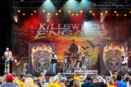 Killswitch Engage - Rocklahoma 2014 - Main Stage