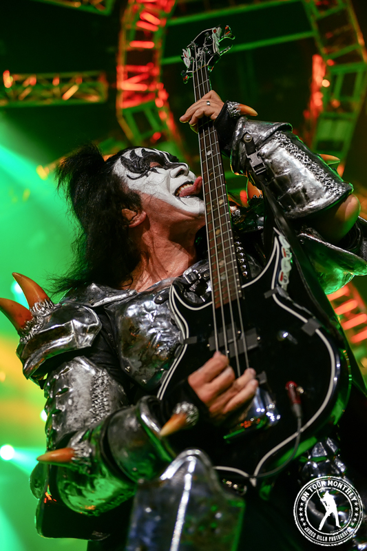 Kiss (Gexa Energy Pavilion - Dallas, TX) 7/13/14
