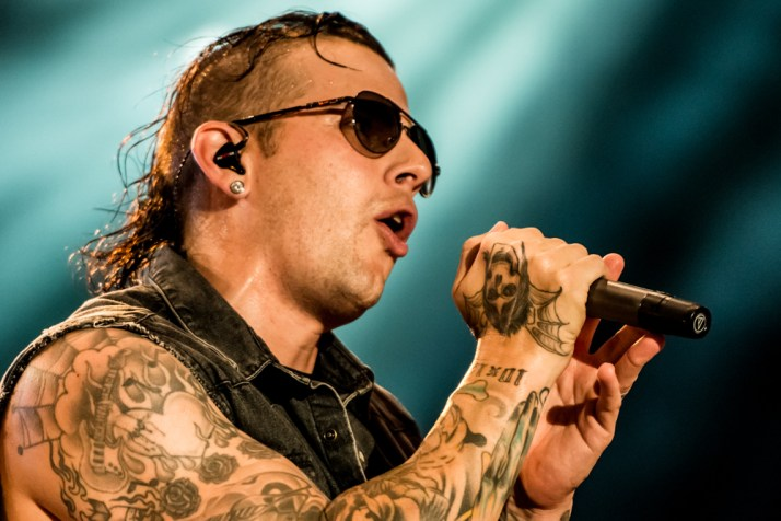 Avenged Sevenfold (Mayhem Festival / Oklahoma City, OK) 8/7/14