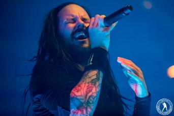 KORN (El Paso County Coliseum - El Paso, TX) 10/29/14 ©2014 James Villa Photography, All Rights Reserved