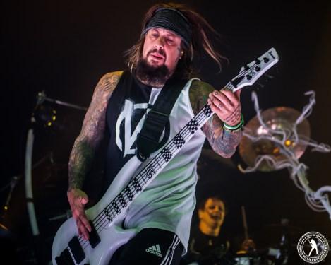 KORN (El Paso County Coliseum - El Paso, TX) 10/29/14 ©2014 James Villa Photography, All Rights Reserved