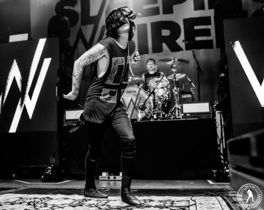 Sleeping With Sirens (South Side Ballroom - Dallas, TX) 3/1/15