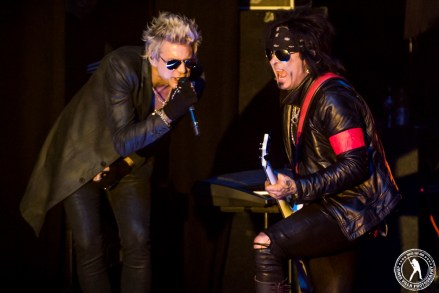 Sixx:A.M. (The Bomb Factory - Dallas, TX) 4/17/15