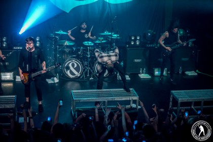 Austin Carlile - Of Mice & Men (House of Blues - New Orleans, LA) 4/23/15