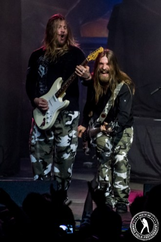 Sabaton (The Bomb Factory - Dallas, TX) 5/5/15