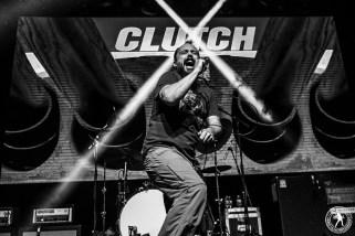 Neil Fallon - Clutch (Gas Monkey Live - Dallas, TX) October 29, 2015
