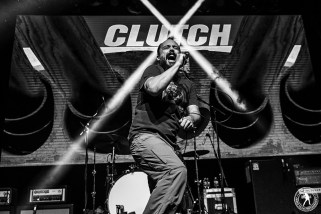 Neil Fallon - Clutch (Gas Monkey Live - Dallas, TX) October 29, 2015