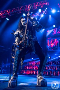 KISS (Choctaw Casino - Durant, OK) 1/29/16 ©2016 James Villa Photography, All Rights Reserved