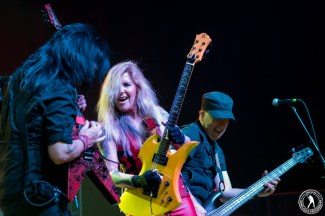 Lita Ford (The Rail Club - Fort Worth, TX) 2/14/16