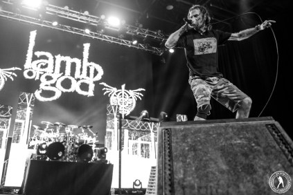 Lamb of God (The Bomb Factory - Dallas, TX) 2/05/16 ©2016 James Villa Photography, All Rights Reserved