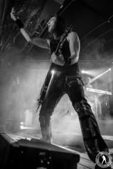 Simone Simons - Epica (GMBG - Dallas, TX) 2/11/16 ©2016 James Villa Photography, All Rights Reserved