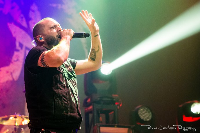 Killswitch Engage (House of Blues - Dallas, TX) 3-18-2016 ©Ronnie Jackson Photography, All Rights Reserved