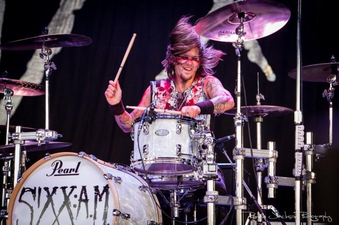 Sixx:A.M. / Gexa Energy Pavilion / Dallas TX / 5-29-2016
