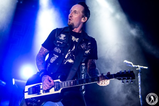 Volbeat (The Bomb Factory - Dallas, TX) 8/16/16 ©2016 James Villa Photography, All Rights Reserved