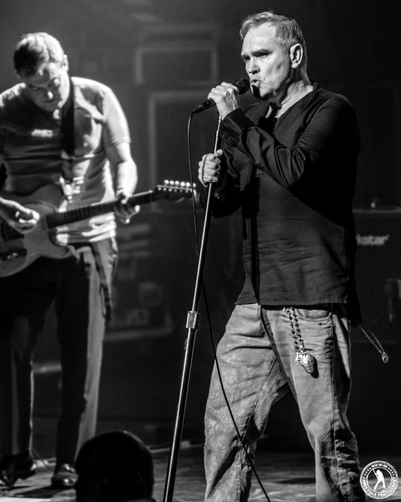 Morrissey (The Majestic Theater - Dallas, TX) 4/15/16 ©2017 James Villa Photography, All Rights Reserved