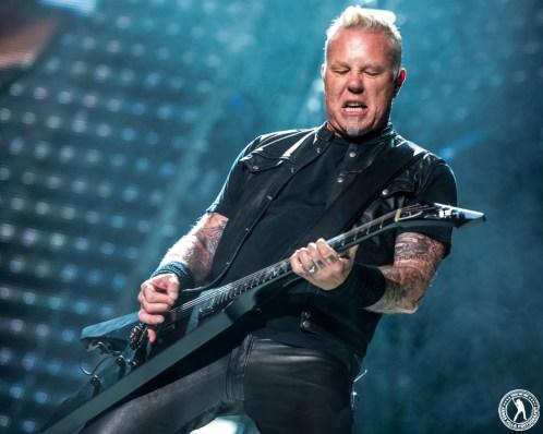 Metallica Photo by James Villa